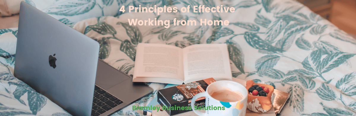 effective working from home