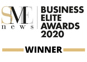SME Business Elite Awards 2020 Winner