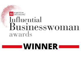 2021 Influential Businesswoman Award